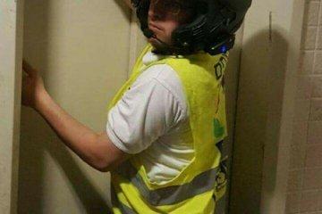 """ב""""ב: נתקעו במעלית ברחוב קהילות יעקב"""