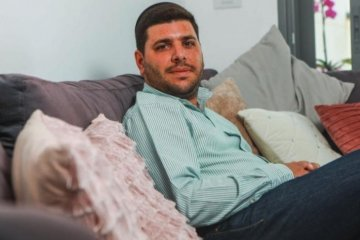"""עניין אישי – ישראל אלמסי מנכ""""ל ארגון ידידים"""