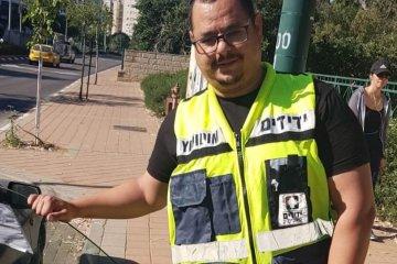 הכר את המתנדב – הכירו את ישראל אוחנה