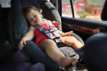 רגע של חוסר תשומת לב והילד נשאר במכונית. זה יכול לקרות גם לך