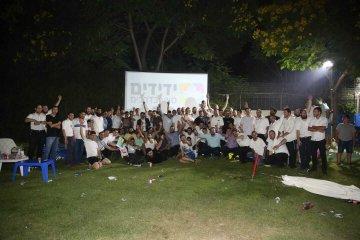 ערב גיבוש והוקרה למתנדבי ידידים סניף בני ברק