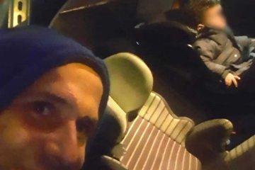 """כרמיאל: פעוט שננעל ברכב לעיני הוריו חולץ ע""""י מתנדב ידידים"""