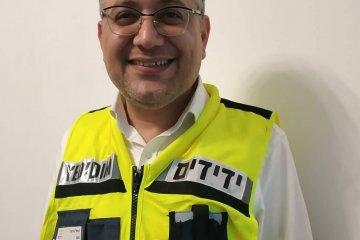 הכר את המתנדב: הכירו את דניאל רביבו