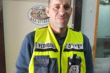 הכר את המתנדב – הכירו את מואייד זועבי