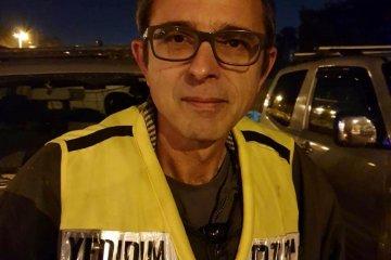 הכירו את עופר מור מנהל יחידת הג'יפים מחוז ירושלים