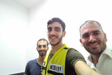 סיכום אירועי חילוץ לכודים ממעליות 07/08/2019