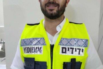 הכירו את מיכי – מיכאל שעיו – מנהל צוות צפון ירושלים