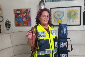 הכר את המתנדב – הכירו את הילה אקסלרוד