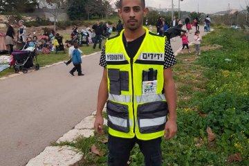 הכר את המתנדב – הכירו את יאיר בנין