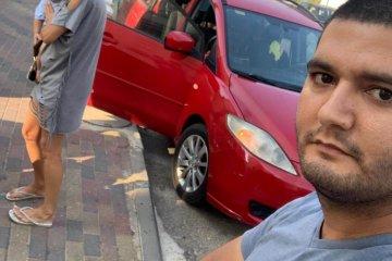 נתניה: תינוק וילד שננעלו בשגגה ברכב חולצו בשלום על ידי כונן ידידים