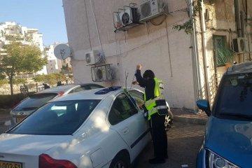 ילד שננעל בשגגה ברכב לעיני בני משפחתו בירושלים חולץ בשלום על ידי כונן ידידים