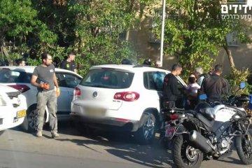 חולון: ילד שננעל ברכב בשגגה חולץ בשלום על ידי כונני ידידים