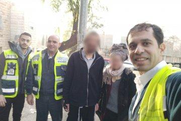 ירושלים: פעוט כבן חודש שננעל ברכב בשגגה לעיני אמו חולץ בשלום על ידי כונני ידידים