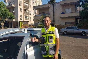 הכר את המתנדב – הכירו את יוסף בוחבוט