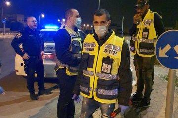 במהלך הלילה, מתנדבי ידידים מסניף באר שבע וג'יפאי ידידים מצוות סופה, סייעו למשטרה ואיתרו את שלושת הנעדרות