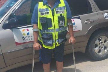 הכר את המתנדב – הכירו את מיכאל אלבז
