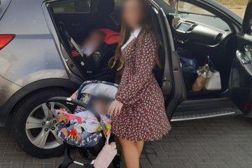 אלעד: תינוקות ננעלו בשגגה ברכב, כונני ידידים חילצו אותם במהירות