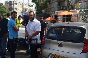 """ירושלים: ילד ננעל ברכב וחולץ תוך חמש דקות ע""""י כונן ידידים"""