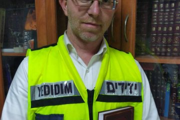 הכר את המתנדב – הכירו את ניר דורפמן