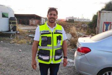 הכר את המתנדב – הכירו את שמואל לסרי