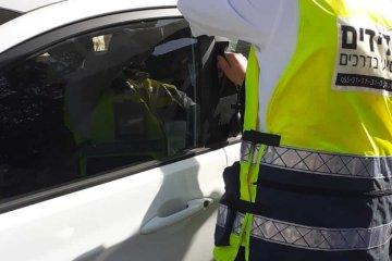 אשקלון: ילדה קטנה ננעלה בשגגה ברכב, כונן ידידים חילץ אותה במהירות