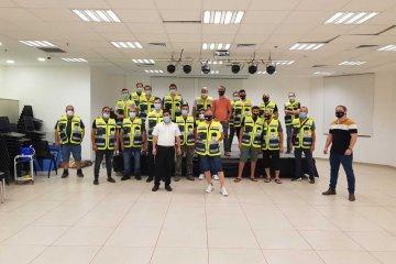 מתנדבי ידידים ממשיכים בערבי הדרכה בסניף פתח תקווה