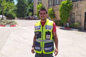 הכר את המתנדב – הכירו את דניאל ריפקין