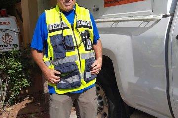הכר את המתנדב – הכירו את דרור נויפלד