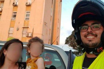 נתניה: ילד ננעל בשגגה ברכב • כונן ידידים חילץ אותו בשלום