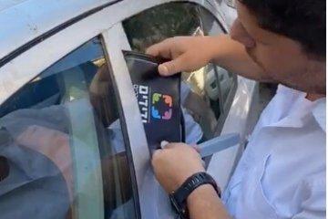 תינוק ננעל ברכב בחיפה