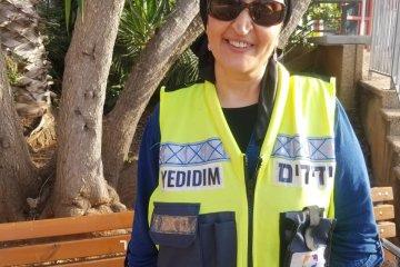 הכר את המתנדבת – הכירו את חיה בק