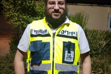 הכר את המתנדב – הכירו את אריה ניסילביץ