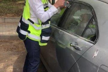 רכסים: ילד ננעל בשגגה ברכב • חולץ בשלום על ידי כונני ידידים