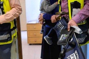 בית שמש: ילד קטן ננעל בחדר בבית, כונני ידידים חילצו אותו בשלום