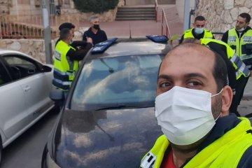 ארגון ידידים חילצו תינוקת שננעלה ברכב לפני זמן קצר בחיפה