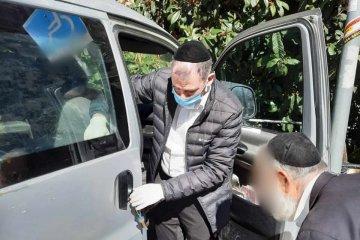 בית וגן: ילד עם מוגבלות ננעל ברכב, כונני ידידים חילצו אותו בשלום