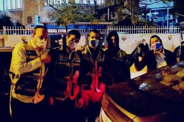 בני ברק: מתנדבי ידידים הוזעקו לחילוץ פעוטה שננעלה לבדה ברכב