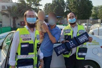 """מושב רנן: 12 שעות אחרי שקיבל לרשותו ערכת פתיחה, חילץ ישראל תינוק שננעל ברכב • התינוק חולץ בשלום • עם החזרה ללימודים – בידידים קוראים להורים לאמץ """"כלל מפתח"""""""