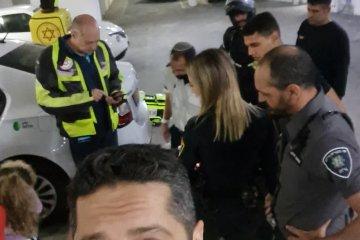 תל אביב: ילדה שננעלה ברכב חולצה על־ידי מתנדב ידידים ובהכוונת המוקדן