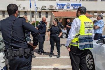 ארגון ידידים ומשטרת צפת בשיתוף פעולה למען התושבים