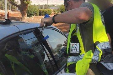 בחום הכבד: תינוק כבן שנה ננעל ברכב בקרית גת