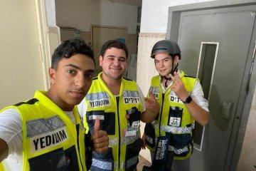 רמת גן, גבעתיים ובני ברק: בעקבות הפסקות חשמל במספר אזורים במספר ערים, מתנדבי ידידים חילצו תושבים שנלכדו במעליות