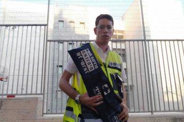 ירושלים: ילד כבן שלוש ננעל לבדו בחדר בביתו, מתנדב ידידים חילץ אותו בשלום