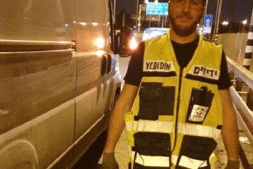 הכר את המתנדב – הכירו את תומר ראובני