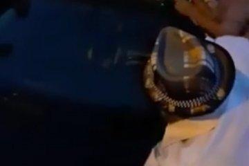 עם כניסת פורים בבירה • כונן ידידים מירושלים קיבל טלפון ויצא לחלץ ילד שננעל ברכב