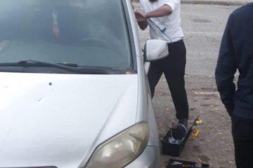 כונן ידידים חילץ בשלום פעוט שננעל ברכב בשכונת רמות בירושלים