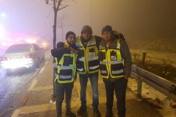 כוננות שלג – ינואר 2019 המתנדבים המדהימים של יחידת הג'יפים ידידים מחוז ירושלים
