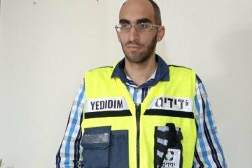 הכר את המתנדב – הכירו את יוסף חיים תורג'מן