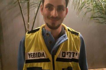 הכר את המתנדב – הכירו את מתנאל יהודה מזוז