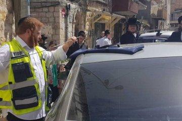 אסון כבד נמנע בשכונת בית ישראל בירושלים
